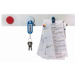 FRANKEN Magnetleiste, (B)50 mm x (L)500 mm, weiß