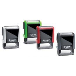 trodat Textstempelautomat 4911 Printy 4.0, apfelgrün