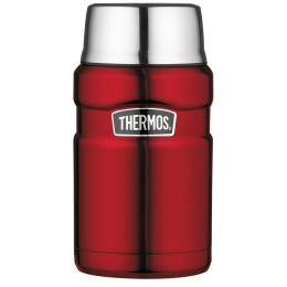 THERMOS Speisegefäß STAINLESS KING, 0,71 Liter, rot