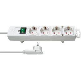 brennenstuhl Steckdosenleiste Comfort-Line Plus, 4-fach