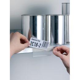 DURABLE Scannerschienen SCANFIX, selbstklebend, Höhe: 40 mm