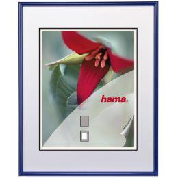 hama Bilderrahmen Sevilla, 21,0 x 29,7 cm, blau