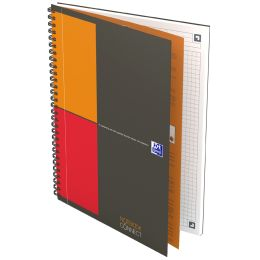 Oxford International Collegeblock NOTEBOOK, B5, kariert