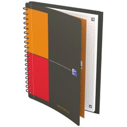 Oxford International Collegeblock MEETINGBOOK, B5, kariert