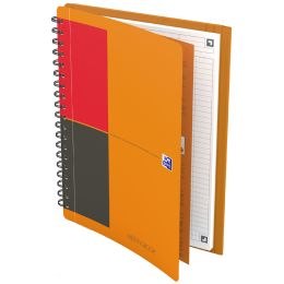 Oxford International Collegeblock MEETINGBOOK, B5, liniert