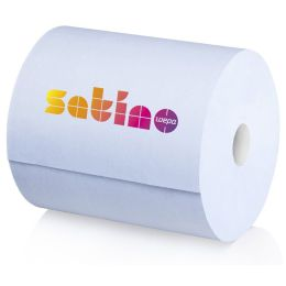 satino by wepa Putzrolle Comfort, 3-lagig, blau, 350 m
