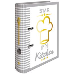 HERMA Rezepteordner Star of The Kitchen, DIN A5