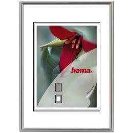 hama Bilderrahmen Sevilla Dekor, 21,0 x 29,7 cm, silber