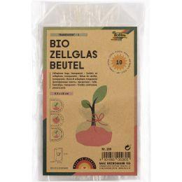 folia Zellglasbeutel, Maße: (B)95 x (H)160 mm, transparent