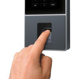 TimeMoto Zeiterfassungssystem TM-626, RFID-/Fingerabdruck-