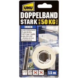 UHU Montage-Klebeband STARK, doppelseitig, bis 50 kg