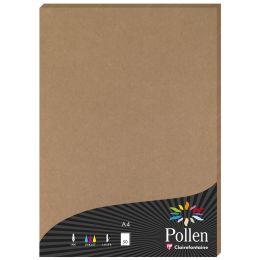 Pollen by Clairefontaine Kraftpapier, DIN A4, 135 g/qm