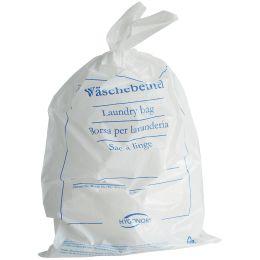 franz mensch Wäschebeutel CLASSIC, PE-Folie, 540 x 380 mm