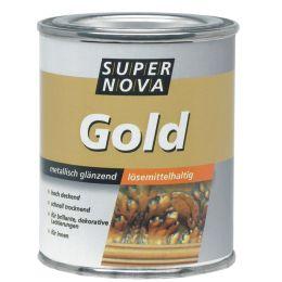 SUPER NOVA Gold-Effektlack, 125 ml