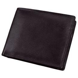 Alassio Kombi-Geldbörse RFID Document Safe, Nappaleder