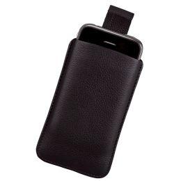 Alassio Smartphone-Köchertasche, für iPhone 5, schwarz