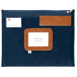ALBA Banktasche POPLAT B, aus Nylon, blau