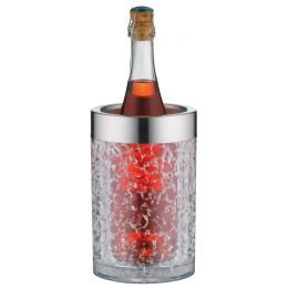 alfi Aktiv-Flaschenkühler CRYSTAL ICE, transparent