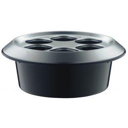 alfi Flaschenkühler KONFERENZBOY, silber / schwarz
