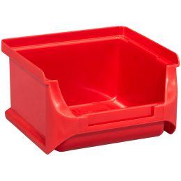 allit Sichtlagerkasten ProfiPlus Box 1, aus PP, rot