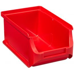 allit Sichtlagerkasten ProfiPlus Box 2, aus PP, rot