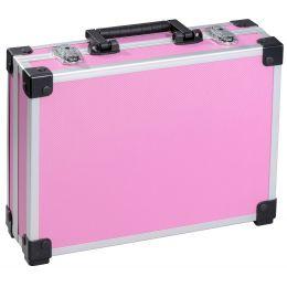 allit Utensilien-Koffer AluPlus Basic, Größe: L, pink