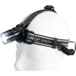 ANSMANN Kopflampe HEADLIGHT HD3, mit Rücklicht