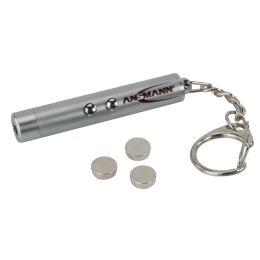 ANSMANN Laserpointer Keychain 2 in 1