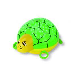 ANSMANN Sternenlicht Schildkröte, grün / gelb