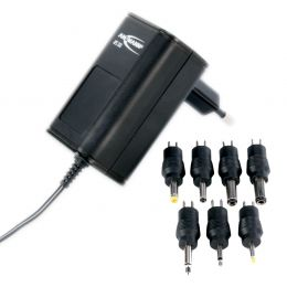 ANSMANN Universal-Steckernetzteil APS 1000, 12 W / 3-12 V