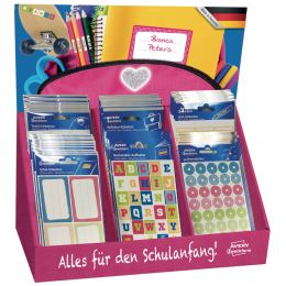 AVERY Zweckform Back To School - Sortiment, Thekendisplay