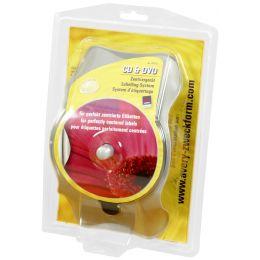 AVERY Zweckform CD-/DVD-Zentriergerät