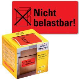 AVERY Zweckform Etikettenrolle Nicht belastbar!