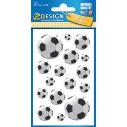 AVERY Zweckform ZDesign KIDS Sticker Fußball