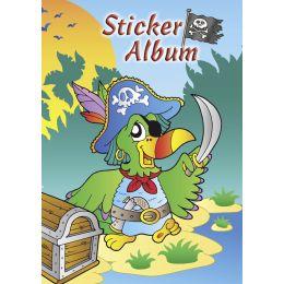 AVERY Zweckform ZDesign Stickeralbum Pirat, DIN A5