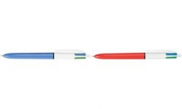 BIC Kugelschreiber-Mine 4Colours, Strichfarbe: grün, M