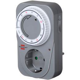 brennenstuhl Minutenzeitschaltuhr MC 120, anthrazit