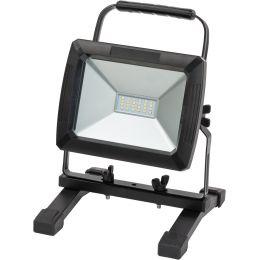 brennenstuhl Mobiler Akku SMD LED-Strahler 20 Watt, IP54