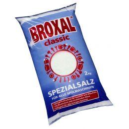BROXAL Spülmaschinensalz, grobkörnig, 2 kg