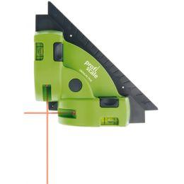 BURG-WÄCHTER Winkellaser CROSS PS 7510, grün/grau