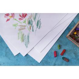 CANSON Zeichenpapier C à Grain, 320 x 240 mm, 224 g/qm