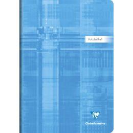 Clairefontaine Vokabelheft, DIN A5, 2-spaltig, liniert