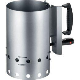 CLATRONIC Elektrischer Grillkohleanzünder EGA 3662, silber
