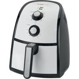 CLATRONIC Heißluft-Fritteuse FR 3667 H, schwarz/weiß