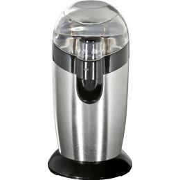 CLATRONIC Kaffeemühle KSW 3307, silber