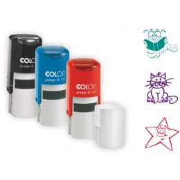 COLOP Lehrerstempel School Kit, Printer R17, rund