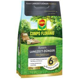 COMPO FLORANID Rasen Langzeit-Dünger Perfektion, 10 kg