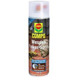 COMPO Wespen Power-Spray, 500 ml Spraydose