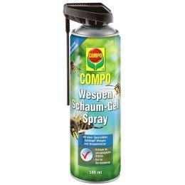 COMPO Wespen Schaum-Gel Spray, 500 ml Spraydose