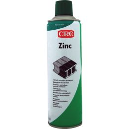 CRC ZINC Zink-Schutzlack, 500 ml Spraydose